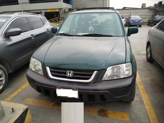 Honda Crv 4x4 Motor 2.0 Mecanico A $ 5200 Mil Dolares.