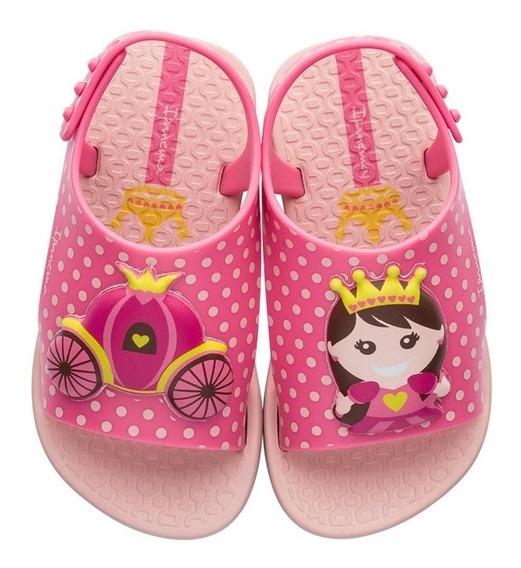 Sandália Ipanema Dreams Baby Princess Infanti