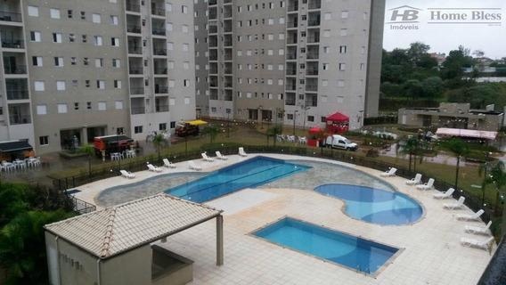 Apartamento Com 2 Dormitórios Para Alugar, 51 M² Por R$ 1.200,00/mês - Umuarama - Osasco/sp - Ap2481