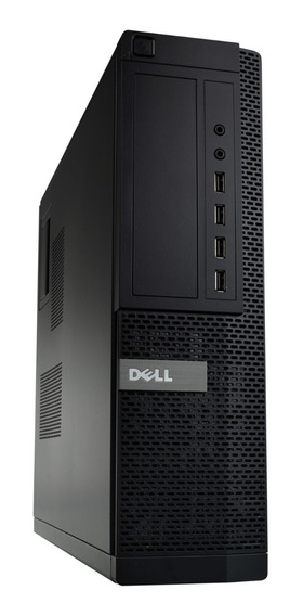 Cpu Pc Novo Dell Optiplex 990 Core I3 4gb Hd500gb Windows 10