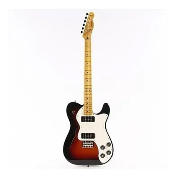 Guitarra Fender Tele Thinline Modern Player