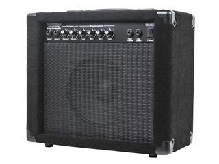 Monoprice 611920 20w, Amplificador Combinado De Bajo 1x8