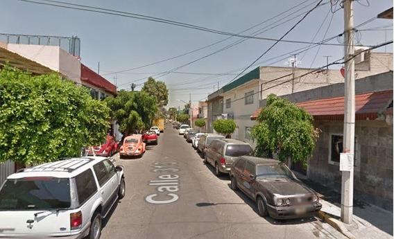 Casa En Col Nueva Atzacoalco Gustavo A Madero Cdmx