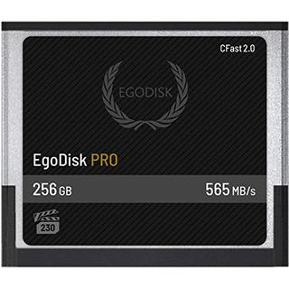 Egodisk Pro 256gb Cfast 2.0 Card (blackmagic Design Ursa