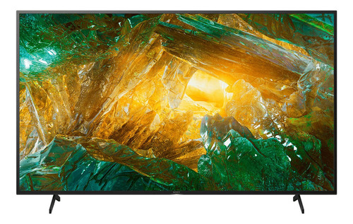 Sony Tv 75'' Xbr-75x805h Led 4k Uhd Con Hdr Android Tv