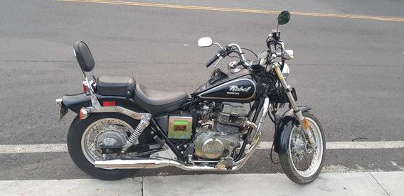 Honda Rebel 450cc 1987