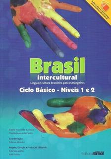 Brasil Intercultural Ciclo Básico (niveles 1 Y 2) 2da. Edici