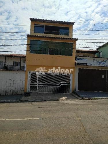Venda Sobrado 3 Dormitórios Vila São João Guarulhos R$ 586.000,00 - 37028v