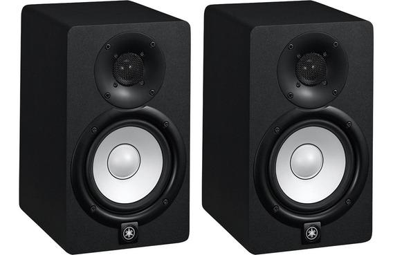 Monitor Ativo Yamaha Estúdio Hs5, 140w - 110v (par)