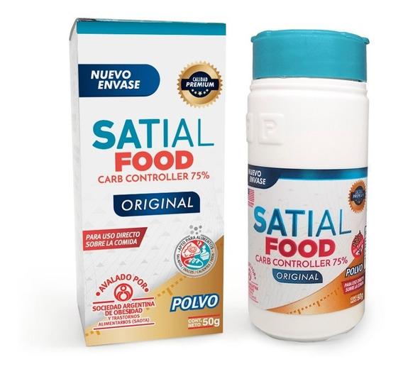 Satial Food Original - Polvo Nuevo Envase