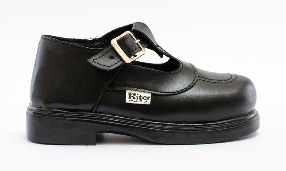 Zapatos Guillerminas Colegial Kiter Nena 24 Al 33 Ff353
