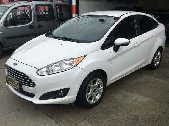New Fiesta Sedan 2015 Automatico Flex