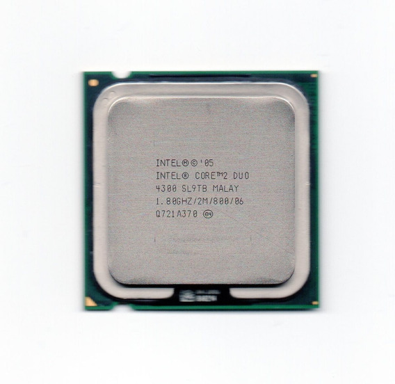 Processador Intel Core 2 Duo E4300 1.80ghz Lga 775