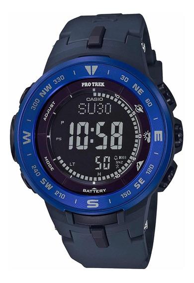 Relógio Casio Protrek Solar Triple Sensor Prg-330-2jf