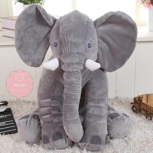 Cosas Para Bebé - Almohada De Elefante 70cm