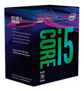 Micro Procesador Intel Core I5 9400f 4.1ghz Coffee Lake Mex1