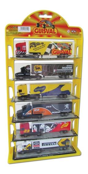 Caminhão Para Maquete Escala 1:87 Guisval Rt2 Brinquedos