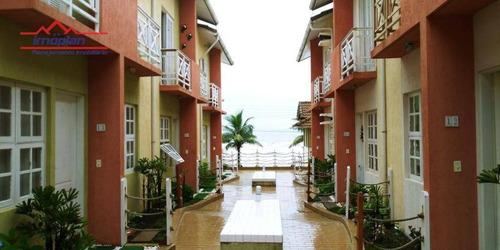 Imagem 1 de 12 de Apartamento Com 3 Dormitórios À Venda, 110 M² Por R$ 285.000,00 - Jardim Marina - Mongaguá/sp - Ap0380