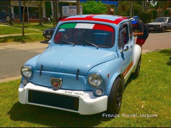 Fiat 600 Abarth Réplica Abarth 1000 Tcr