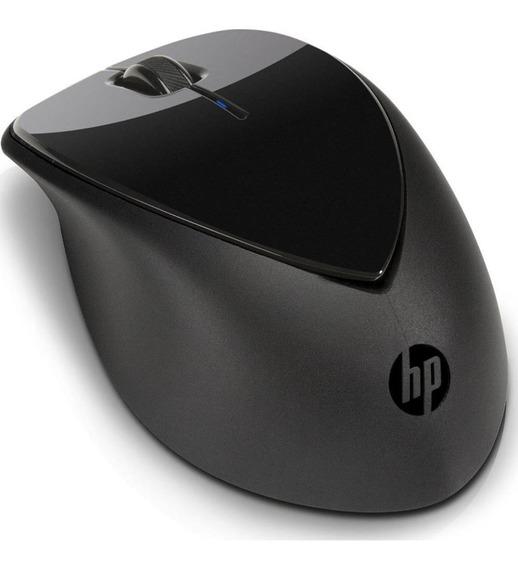 Mouse Hp X4000 Bluetooth Usb Wifi - Preto