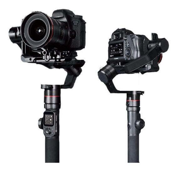 Estabilizador Gimbal Feiyutech Ak2000 3-axis 2,8kg Filmagens Bluetooth Dslr Zoom Sony Canon Panasonic Nikon Mirrorless