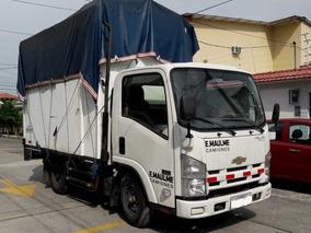 Camion Chevrolet Nlr 2015 - 30.000 Kilometros - 2.8 Tonelada