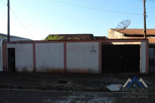 Imagem 1 de 26 de Casa À Venda, 70 M² Por R$ 230.000,00 - Catuai - Londrina/pr - Ca1051