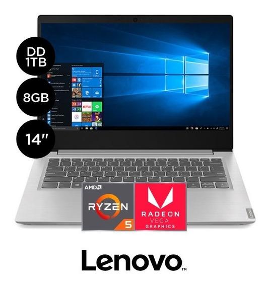 Laptop Lenovo Ideapad S145 1tb 8gb Amd Ryzen 5 3500u