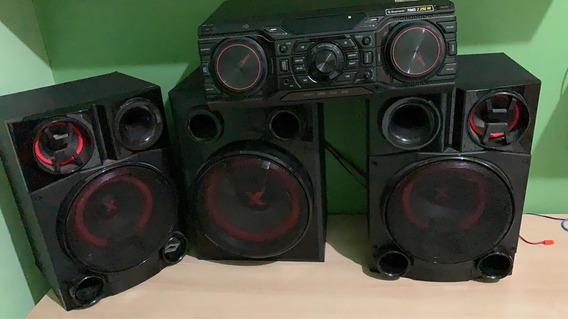 Mini System Lg Xboom 2250 Watts Rms