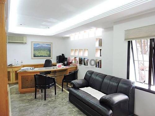 Imagem 1 de 30 de Casa Comercial Alugar R$ 9.000 7 Salas 3 Vagas V. Clementino Sp - Ca0238