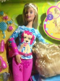 Barbie E Bombom - Stylin Pup