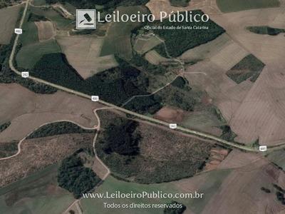 Xaxim (sc): Terreno Rural 55.000;00m² Oiakf