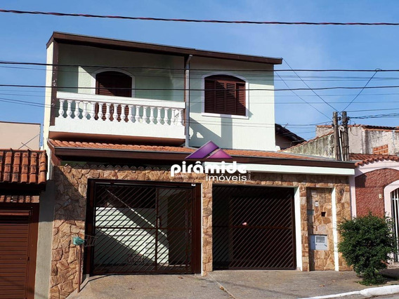 Casa Com 3 Dormitórios À Venda, 200 M² Por R$ 370.000,00 - Jardim Maria Cândida - Caçapava/sp - Ca4767