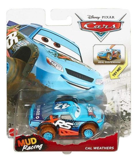 Cars - Cal Weathers - Mud Racing - Xrs - Disney