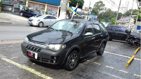 Fiat Palio Weekend 1.8 Flex Adventure 2006 $ 17990 Financia