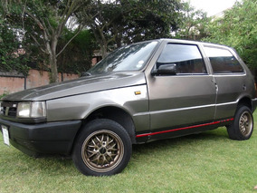 Fiat Uno 1992 Uso Familiar En Excelentes Condiciones