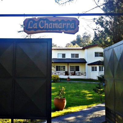 Quinta La Chamarra En Alquiler Barrio Parque El Remanso