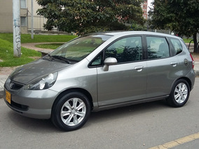 Honda Fit Lx At 1.4i