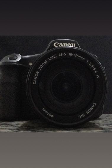 Camera Canon 60d+18-135mm(3.5/5.6)+50mm(1.8)+linecam Hd1000