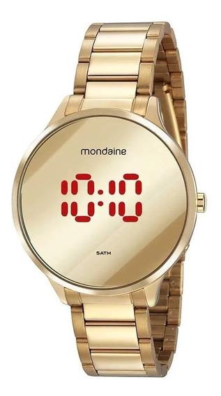 Relógio De Pulso Feminino Mondaine 32060lpmvde1