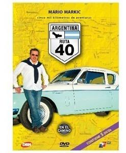 Mario Markic En El Camino (box De 5 Dvd