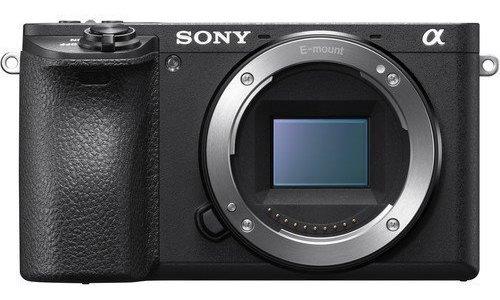 Câmera Mirrorless Sony A6500 Corpo 24,2mp 4k Nfc Com Nota