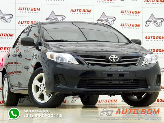 Toyota Corolla Gli 1.8 Flex 16v Automático. C/ Kit Multi...