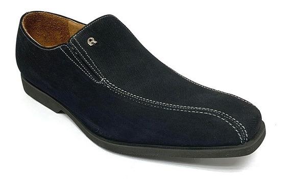 Zapatos De Vestir Rossi Caballero Azul Ro 0604 Corpez 77