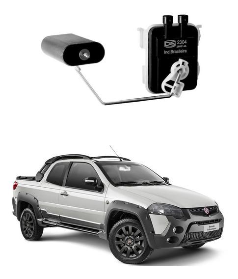 Sensor Nível Boia Combustível Fiat Strada 1.4/1.6/1.8 Flex