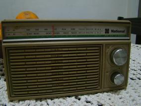 Radio National Rf 4200, Am Fm, Funcionando Ver Descrição