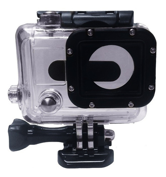 Case Estanque Caixa Mergulho Para Camera Gopro Hero 3 E 3+