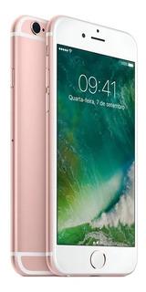 Apple iPhone 6s 64 Gb 4g Vitrine Original Rose Na Caixa