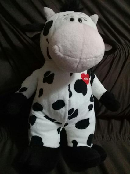 Bicho De Pelucia Vaca Da Nestle Colecao Mae E Filho