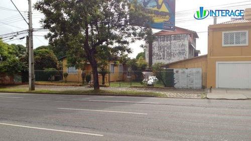 Terreno À Venda, 428 M² Por R$ 848.000,00 - Vila Izabel - Curitiba/pr - Te0192